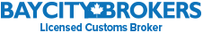 Bay City Brokers – Canada Customs Broker